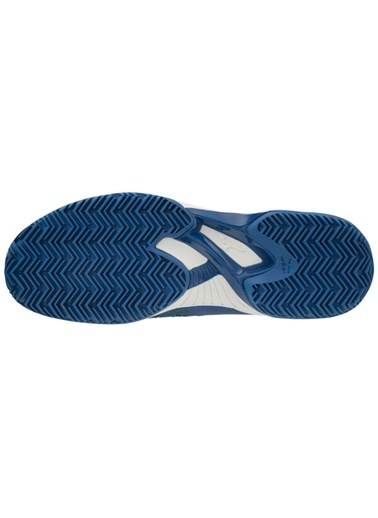 Mizuno Wave Exceed Tour 4 CC Unisex Tenis Ayakkabısı Lacivert / Beyaz Lacivert
